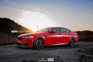 BMW M5 by R1 Motorsports on ADV.1 Wheels (ADV52TSSL) 2015 года